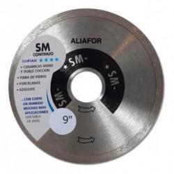 Disco Aliafor - Corte Ceramica - ø9 (sm-9)