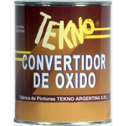 Pintura Convertidor Oxido Negro 4l
