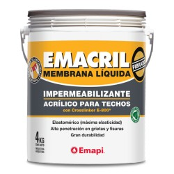 Emacril Blanco Fibrado X 20 Kg
